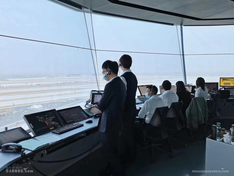 3月26日 大兴机场日实际起降航班首次突破800架次