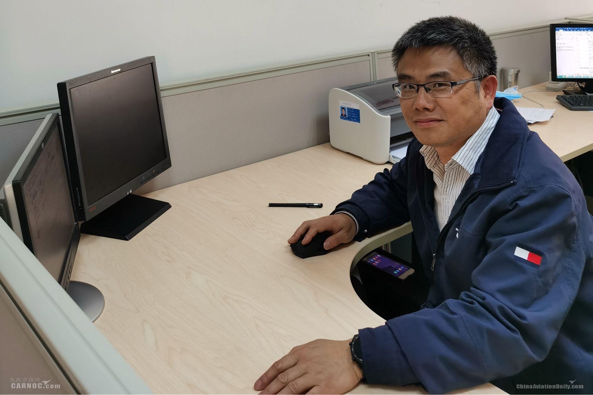 东航技术云南分公司穆建红:心静即声淡,其间无古今