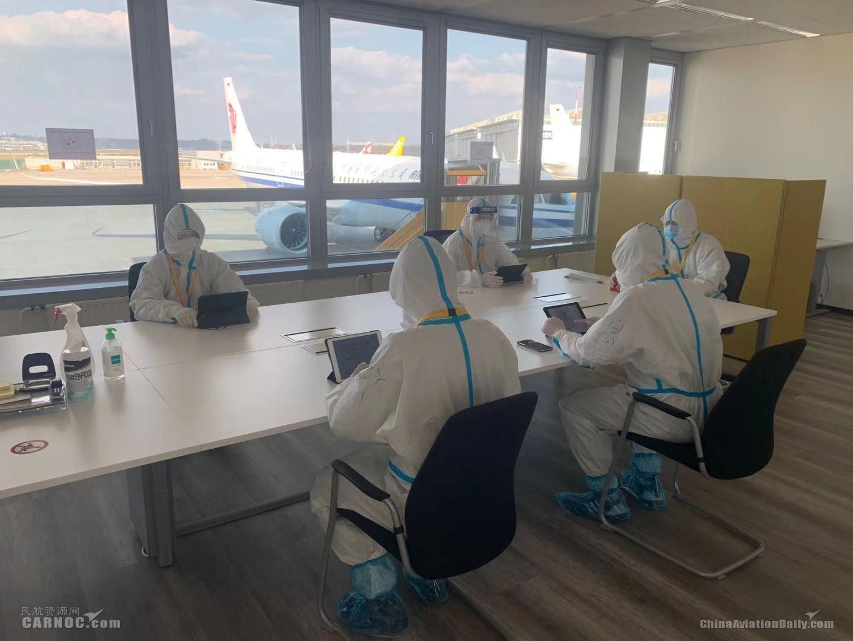 国航西南A320机队迎来两架新飞机