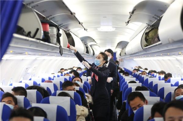 """东航江西分公司推出""""自由飞-江西通""""红色旅游主题产品实现省内自由签转"""