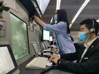 北京区域管制中心扩容席位 满足大兴机场运行需求