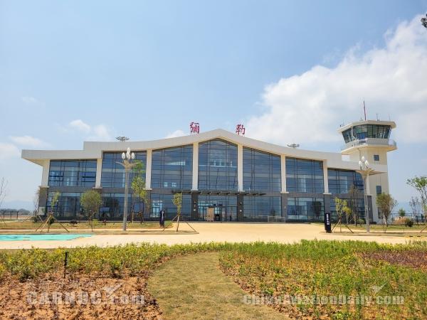 葡萄园中的机场:云南弥勒东风机场即将通航