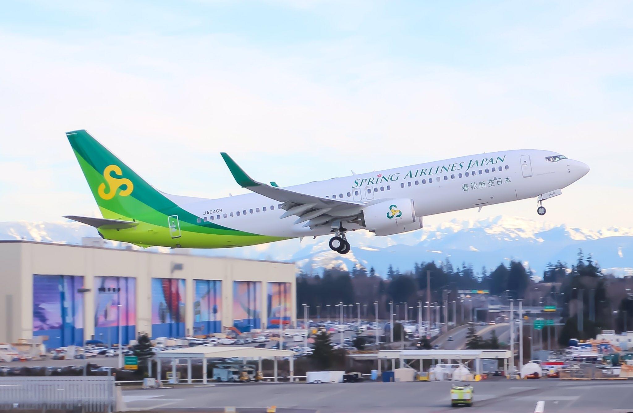 追加数十亿日元!日航拟收购春秋航空日本为子公司