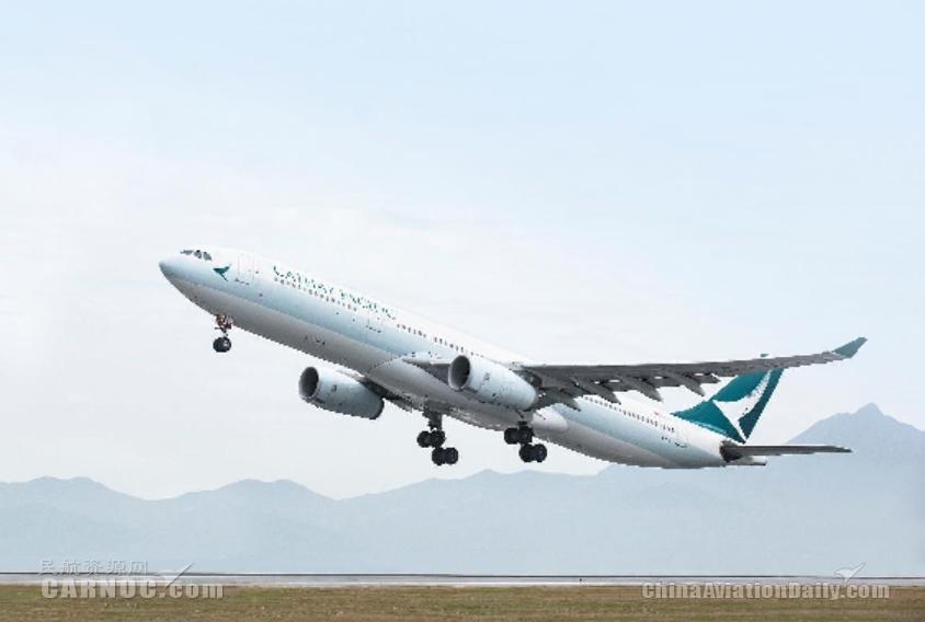 国泰航空5月客座率26.7% 料上半年亏损收窄