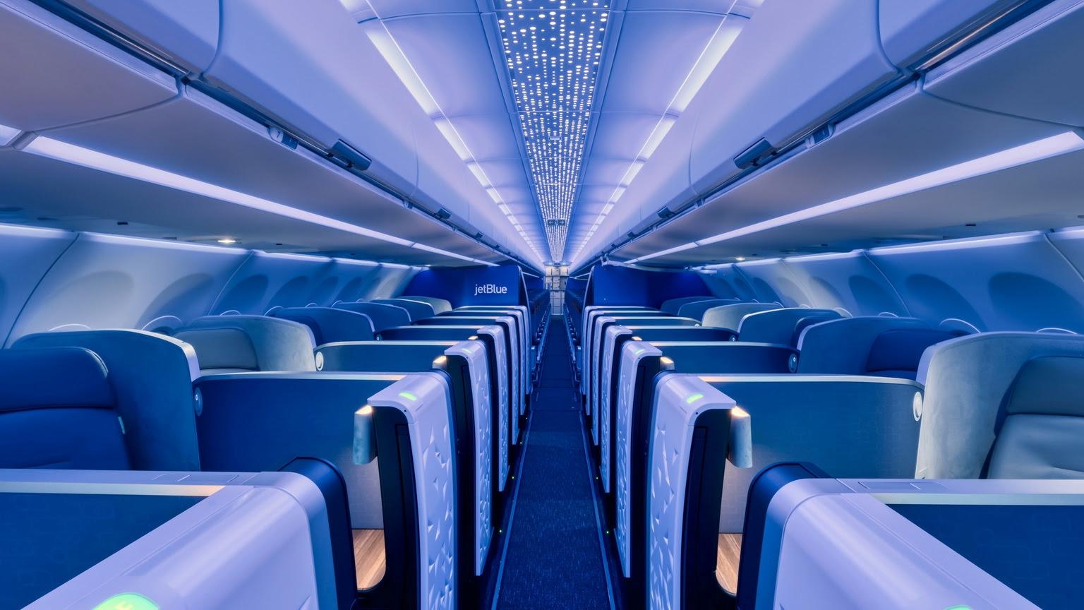 捷蓝航空接收首架空客A321LR(2)