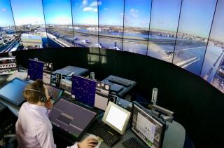 伦敦城市机场:全球首个由远程数字塔台管制的大型国际机场