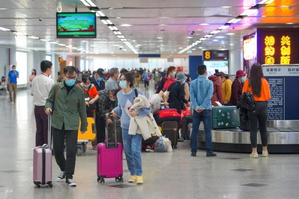 海口美兰机场五一假期运送旅客34.18万人次