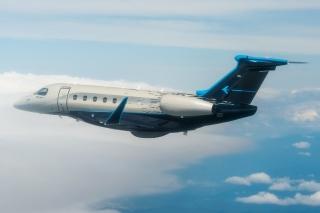 巴航工业向Aerodata出售一架用于飞行校验的领航600公务机