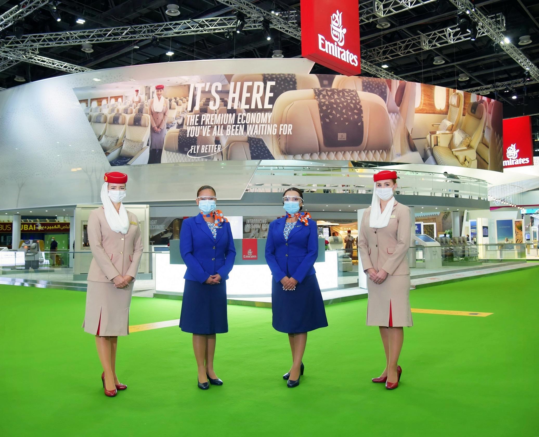 阿联酋航空与flydubai重启战略伙伴关系