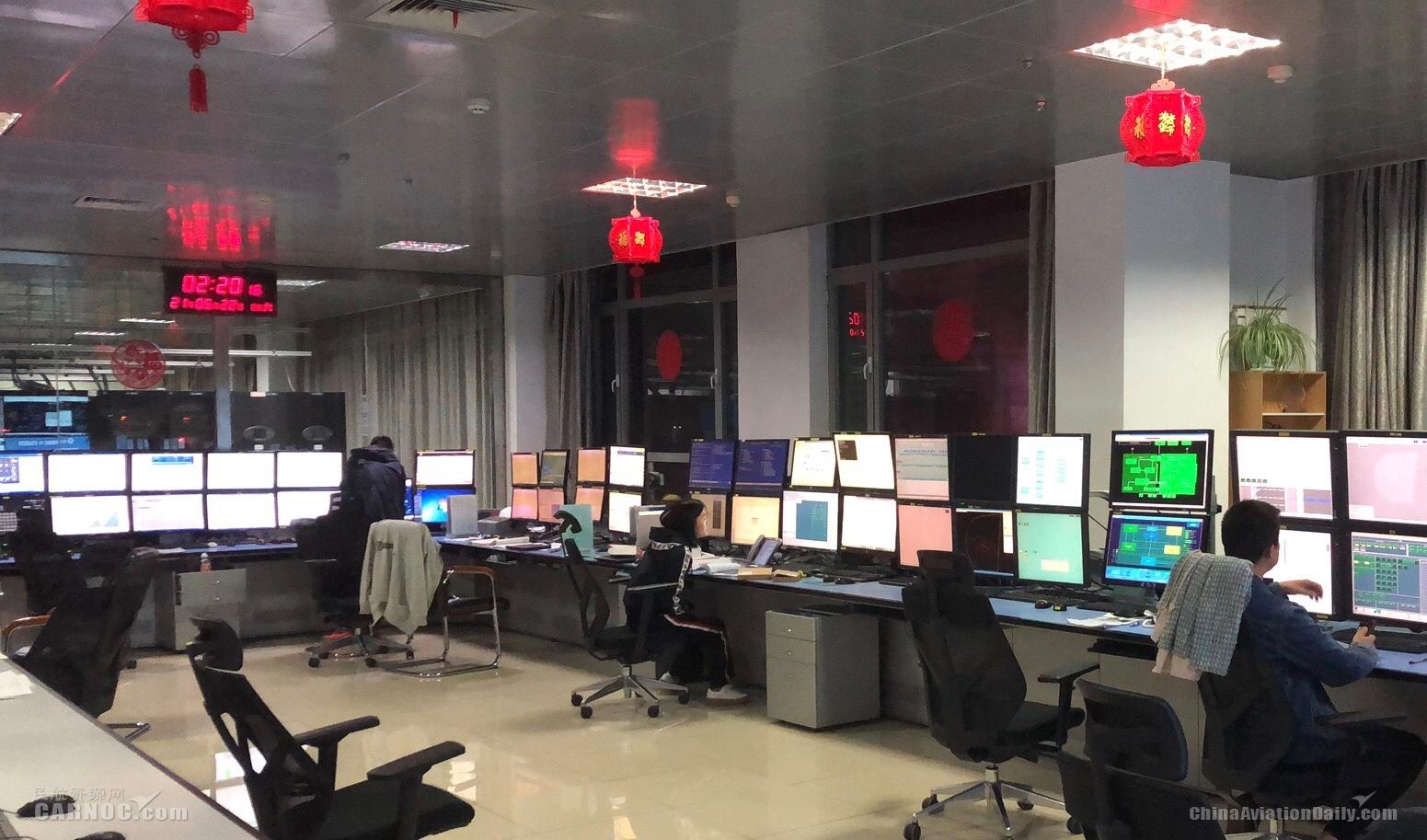 青海空管分局技术保障部全力保障生产运行安全