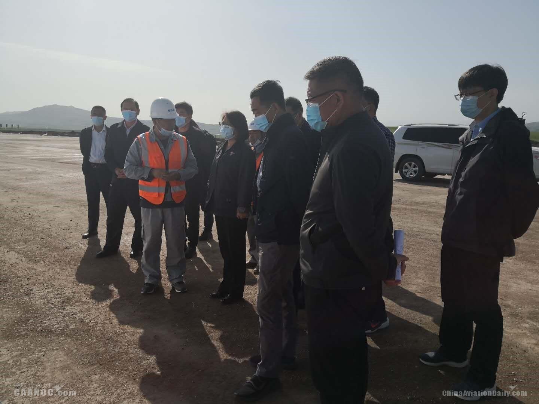 """至""""十四五""""末 新疆机场集团新增15个运输机场"""
