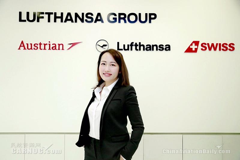 汉莎航空集团任命陈倩为新任大中华区总经理