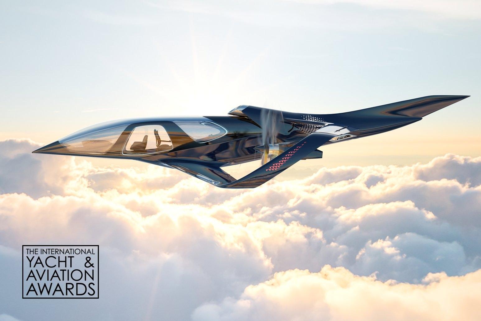 图集:巴航工业发布Pulse飞行汽车概念