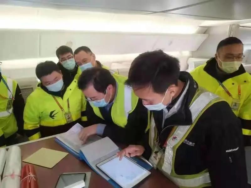 中国民航首家!东航获批使用电子飞行记录本