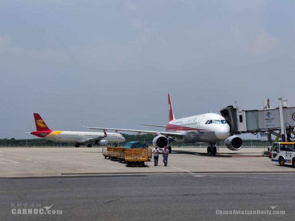端午假期,合肥新桥机场运输旅客5.5万人次
