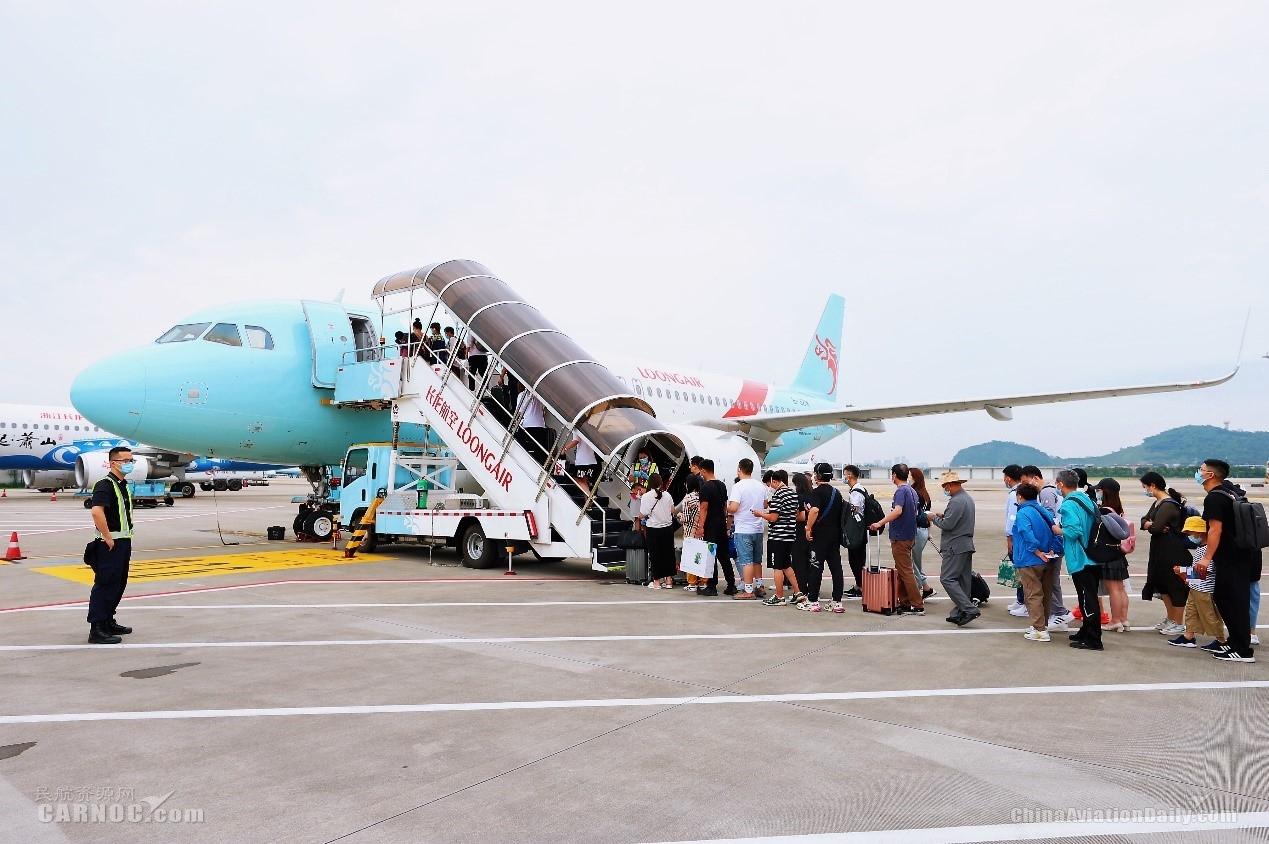 端午旅游数据出炉 长龙航空推出多项特色产品和服务措施