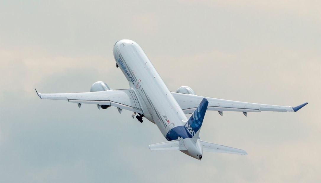 空客:有中国航司对A220有意向