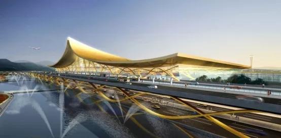 昆明长水国际机场改扩建工程预可行性研究报告获国家发改委批复