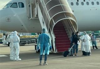 澳门机场加强新冠病毒防疫措施 保障旅客及员工安全