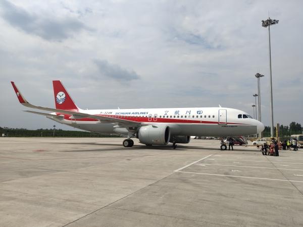新机加盟 川航机队规模达173架