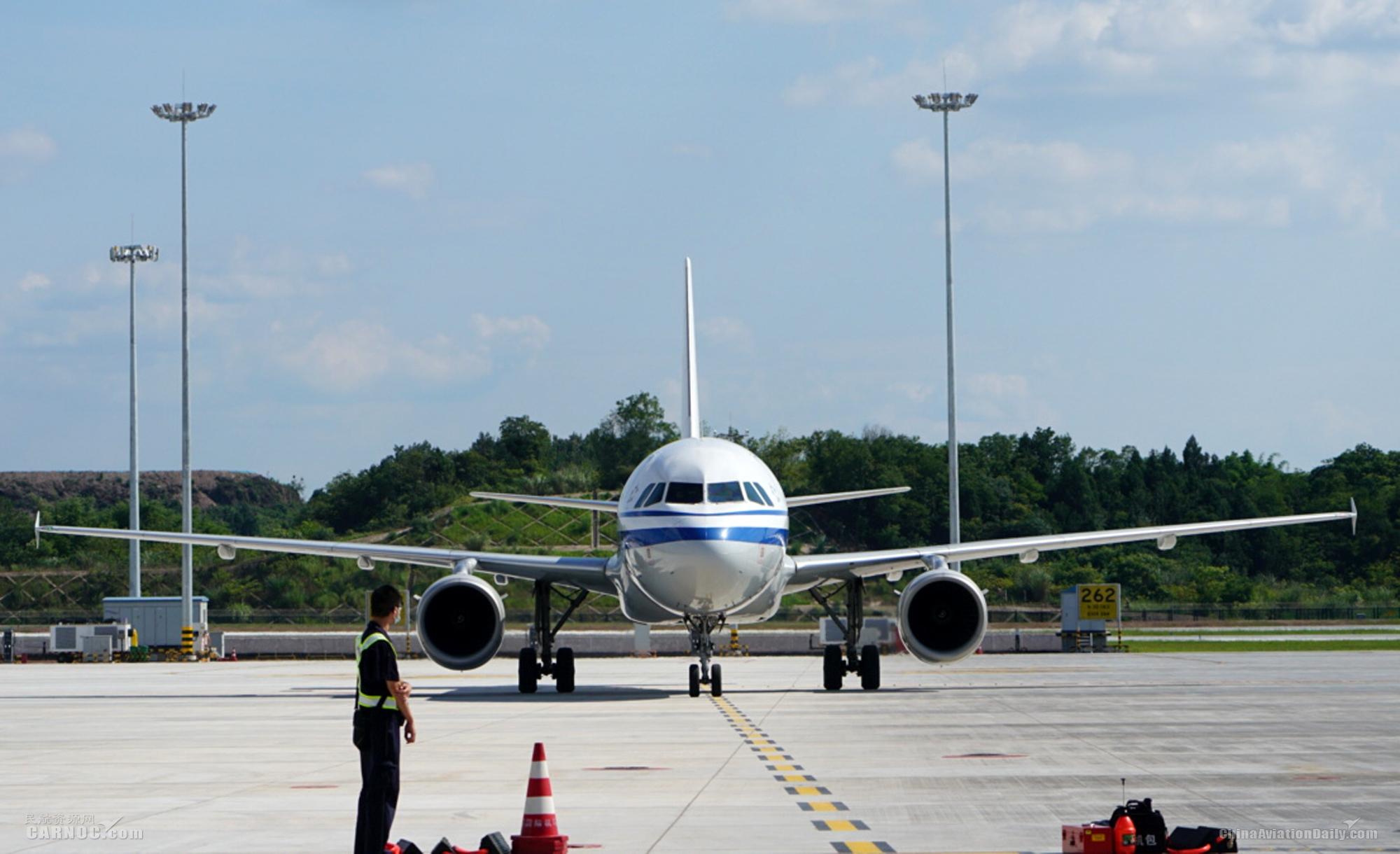 7架飞机转场天府机场 国航天府出港航线将增至16条