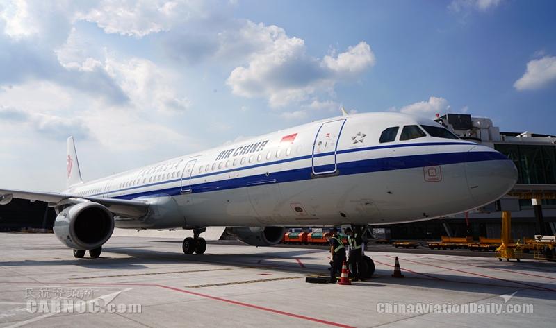 再有4架飞机转场天府机场 国航天府机场出港航线将增至30条