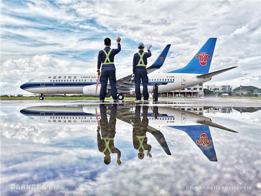 南航暑运投入航班20万架次 助力人民美好出行