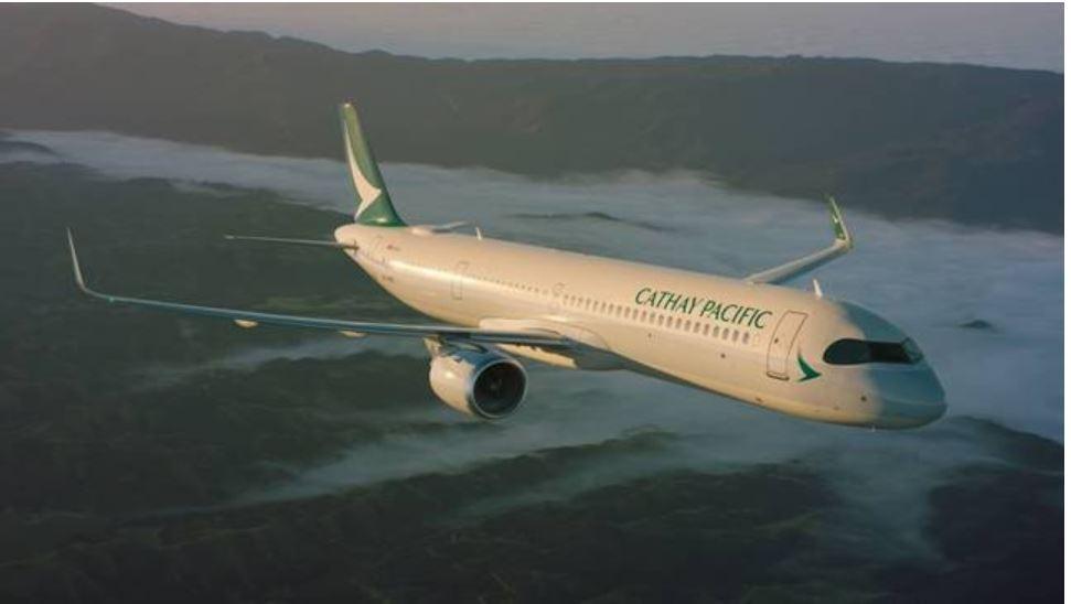 8月4日!国泰航空A321neo首航上海