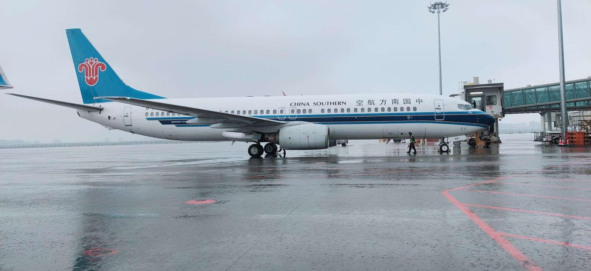南航在郑州航班全面恢复运营