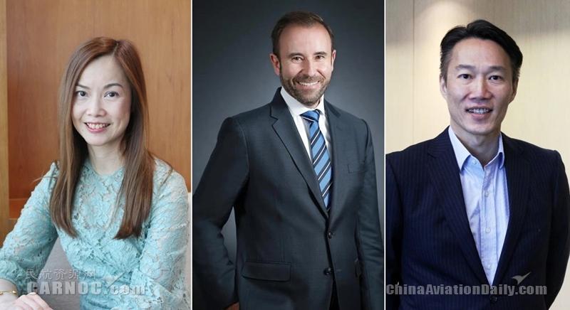 国泰航空宣布高级管理层人事任命,8月起生效