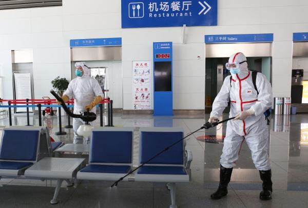 十堰武当山机场:牢牢守住机场疫情防控阵地