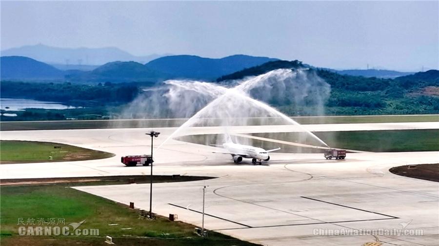 东航顺利开通芜湖宣州机场至西安、昆明、长春航线