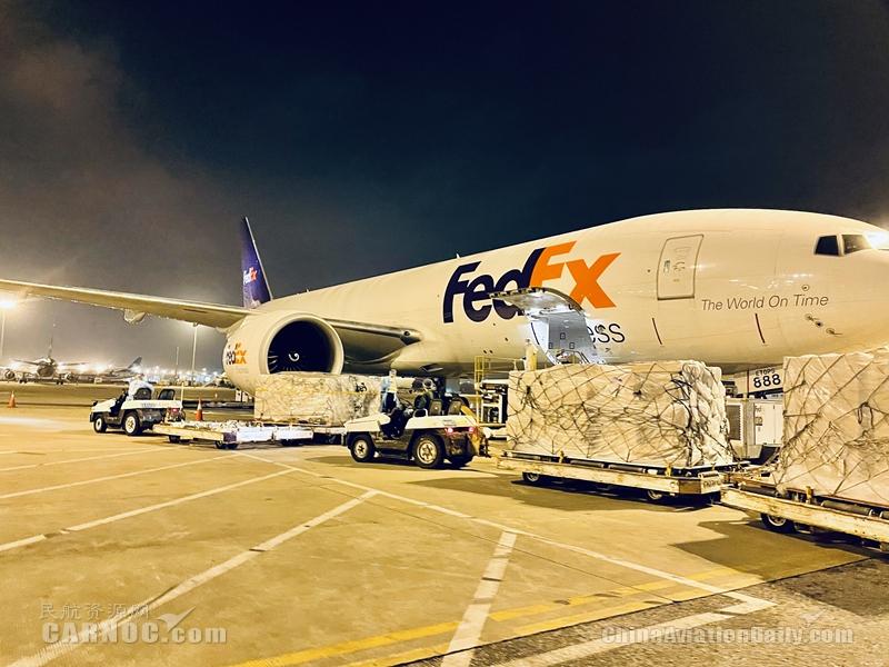 联邦快递拓展航空网络,为亚太地区出口商提升全球连接