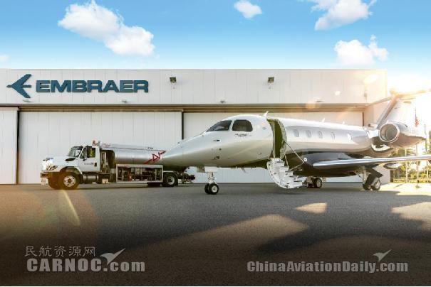 巴航工业与AvFuel合作 向奥兰多墨尔本机场提供NesteMY可持续航空燃料