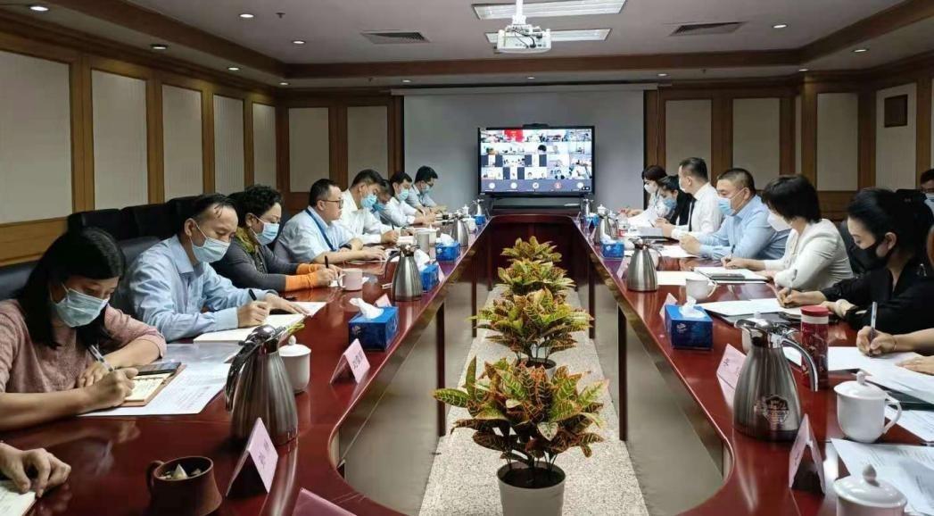 中国航协召开疫情防控及乘务员关爱交流分享会