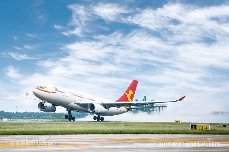 """""""十三五""""期间天津航空累计减碳32万吨"""