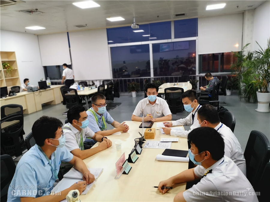 南京机场重启 中国邮政航空成首家首班恢复运行的货运航司