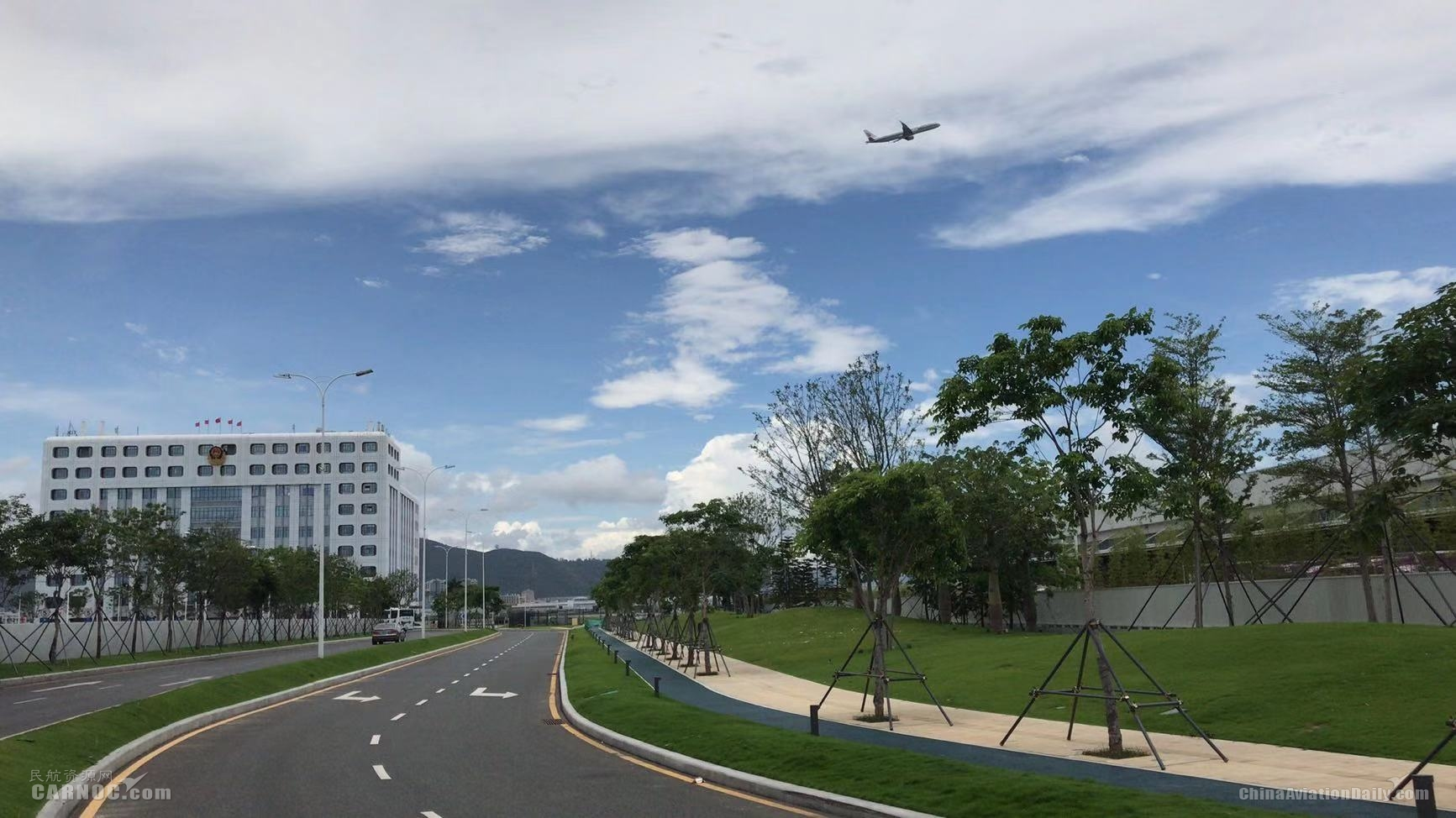 """深圳机场""""十三五""""减少碳排放超60万吨"""