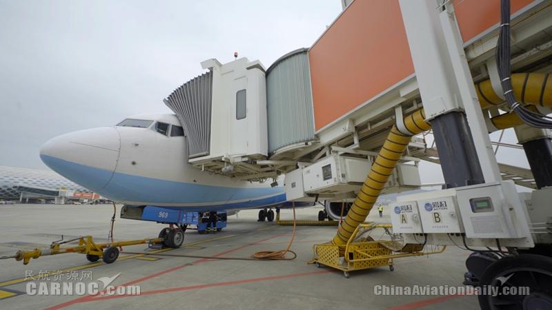 """平博体育注册图片 深圳机场""""十三五""""减少碳排放超60万吨"""