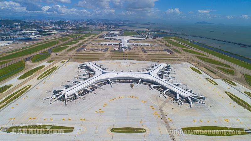 深圳机场卫星厅