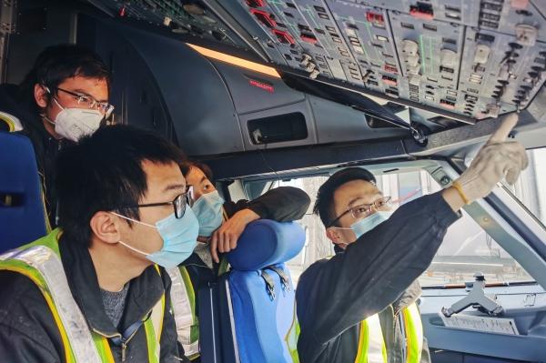 东航技术四川分公司扎实推进学习型组织建设