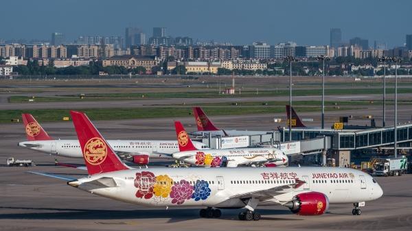 吉祥航空发布十四五可持续发展规划