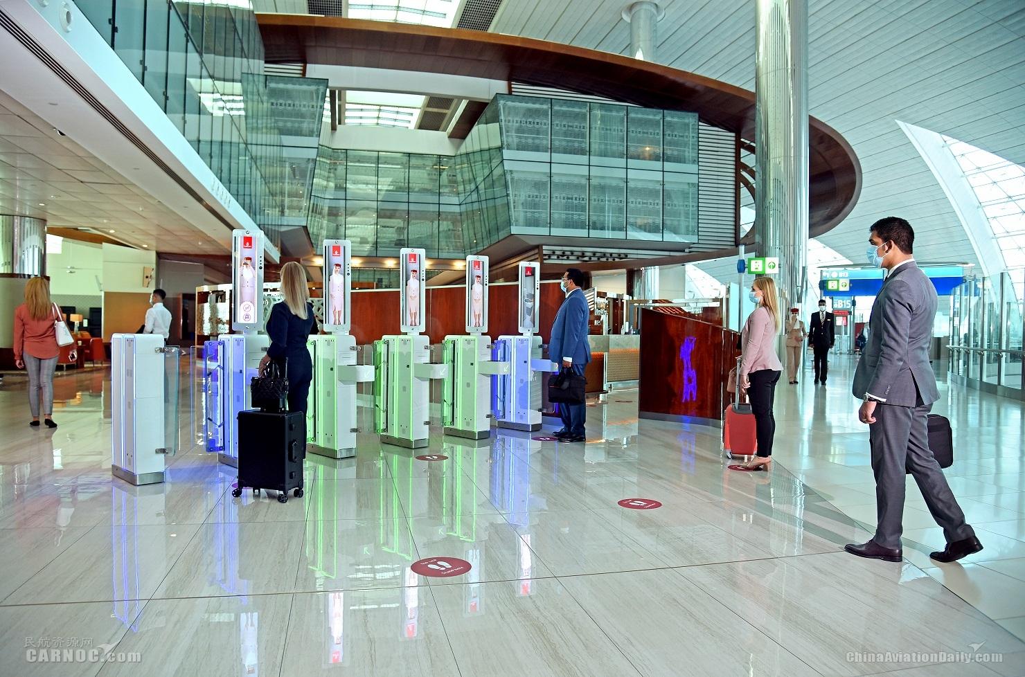阿联酋航空2020年运送国际乘客超1580万