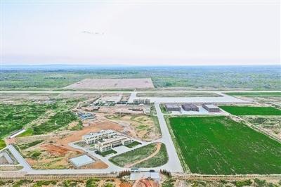 国内首家 西北工业大学有了自己的机场