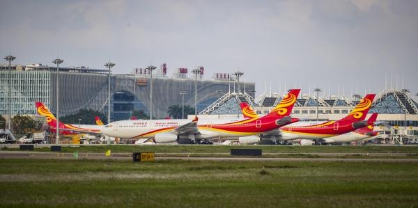 海航机场全力保障旅客中秋国庆双节顺畅出行