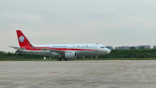 新机加盟 川航机队规模达176架