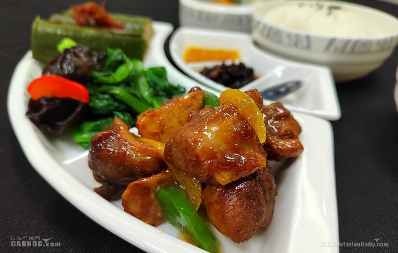 海南航空中秋佳节与旅客吃秋鲜儿共叙团圆