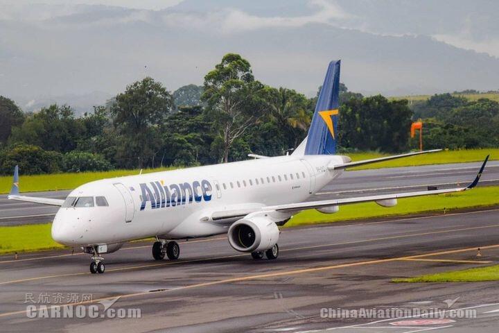 巴航工业与澳洲联盟航空公司签署服务协议