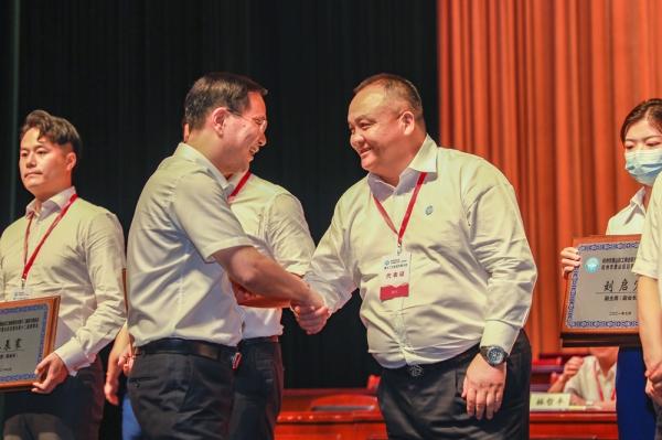 长龙航空董事长刘启宏当选杭州市萧山区工商联(总商会)副主席