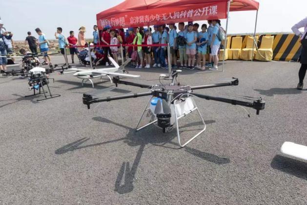 民用无人驾驶航空试验区运行一年,多个北京无人机项目落户